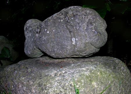 Objekt aus Muschelkalk, Wolfgang Classen